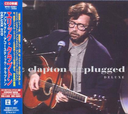 Eric Clapton - Unplugged Remaster - Expanded (Remastered, 3 CDs)