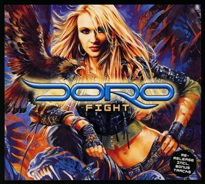 Doro - Fight (2013 Reissue, Bonustracks)