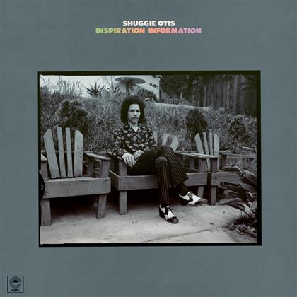 Shuggie Otis - Inspiration Information - Music On Vinyl (LP)