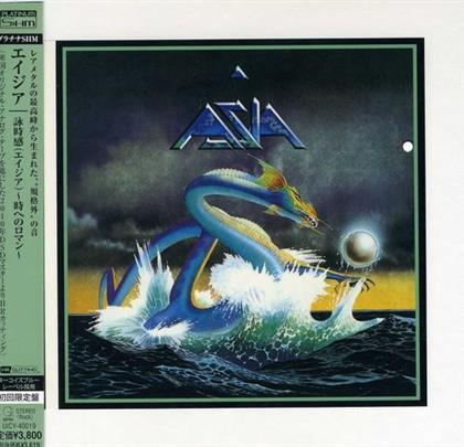 Asia - --- - Platinum Papersleeve