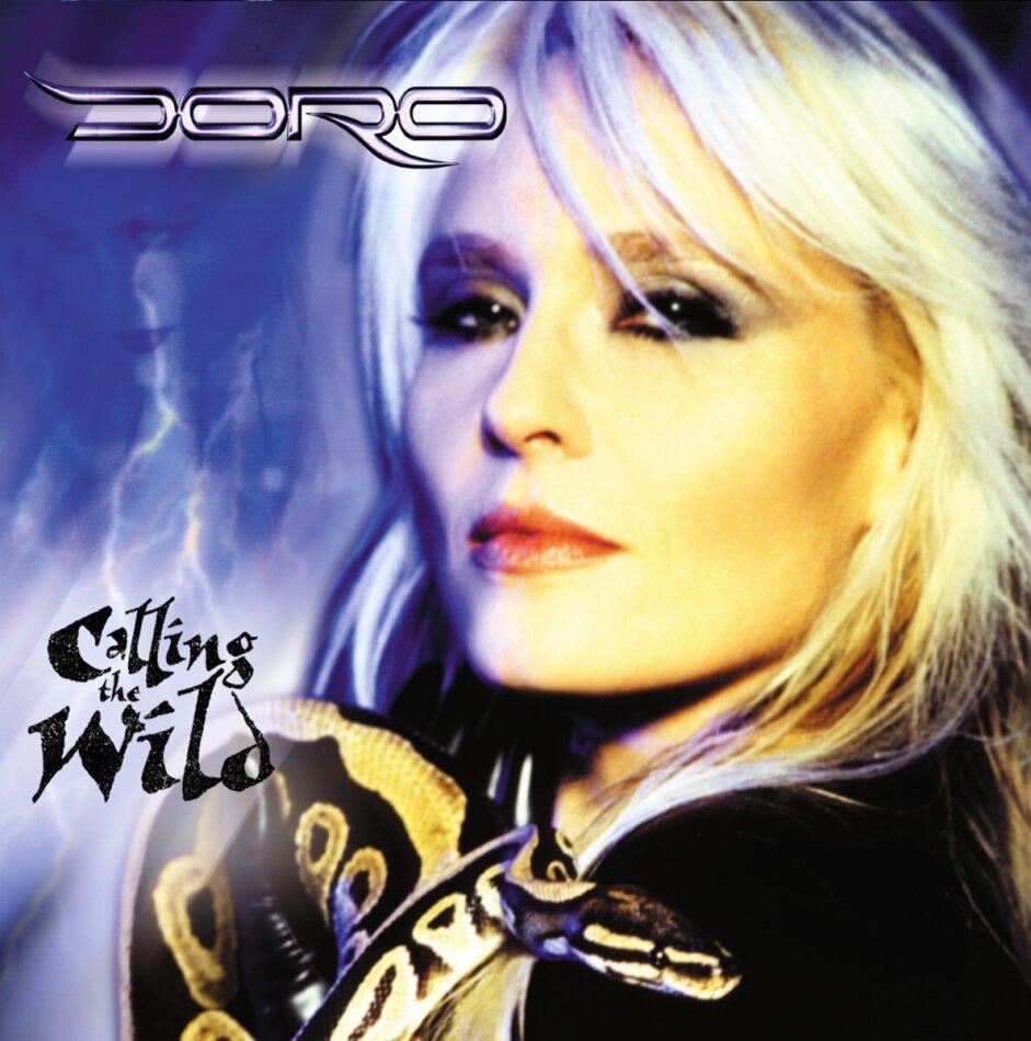 Doro - Calling The Wild (2013 Version, LP)