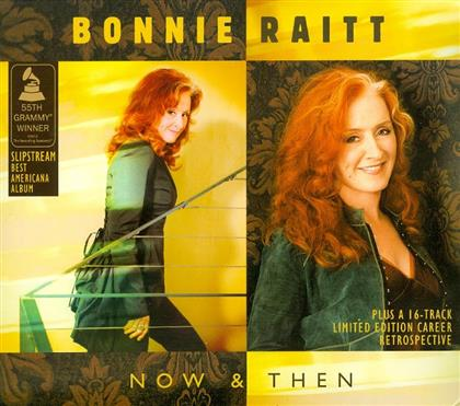 Bonnie Raitt - Now & Then (Slipstream / Starbucks Opus) (2 CDs)