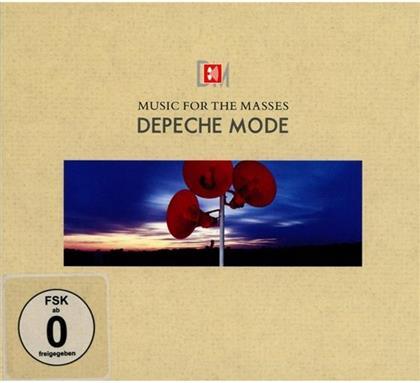 Depeche Mode - Music For The Masses - Sony Re-Release (CD + DVD)