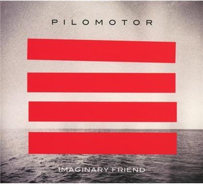 Pilomotor - Imaginary Friend - Digpack