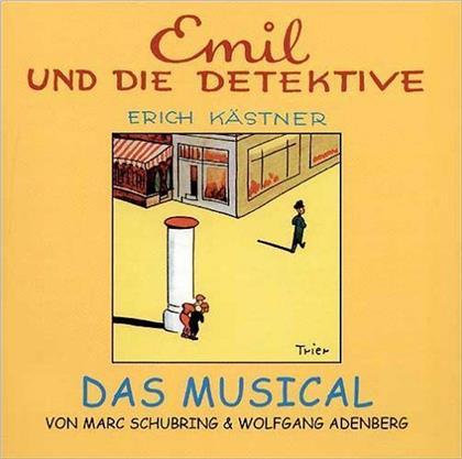 Emil & Die Detektive - Various - Musical