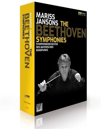 Karg, Fujimura, Schade & Ludwig van Beethoven (1770-1827) - Sinfonien - Box-Set (3 DVDs)