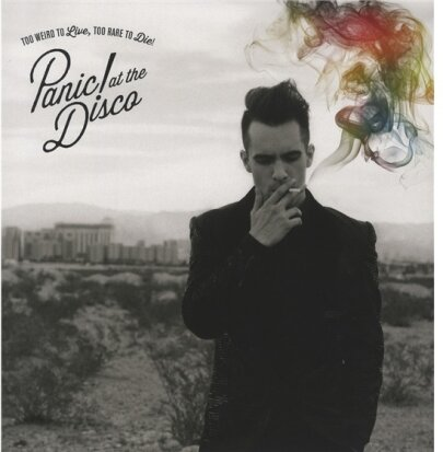 Panic At The Disco - Too Weird To Live Too Rare To Die (LP)