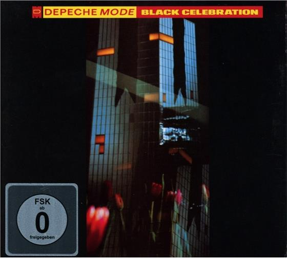 Depeche Mode - Black Celebration - Sony Re-Release (CD + DVD)