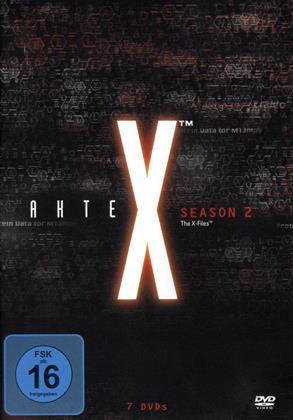 Akte X - Staffel 2 (7 DVDs)