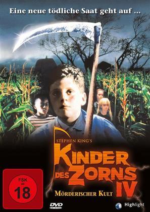 Kinder des Zorns 4 - Mörderischer Kult (1996)