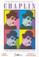 Charlie Chaplin - The artist in his prime 1918 - 1923 (3 DVDs)