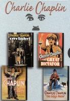 Charlie Chaplin - Collection (4 DVDs)