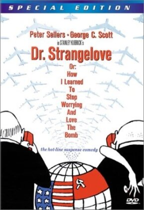 Dr. Strangelove (1964) (s/w, Special Edition)