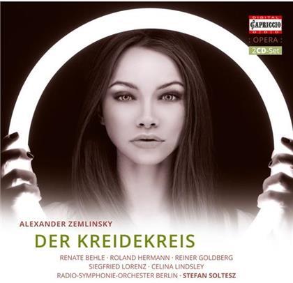 Renate Behle, Gabriele Schreckenbach, Div, Alexander von Zemlinsky (1871-1942), Stefan Soltesz, … - Der Kreidekreis (2 CDs)