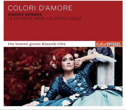 Simone Kermes - Kulturspiegel: Die Besten Guten - Colori D'amore