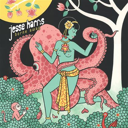 Jesse Harris - Borne Away (LP)