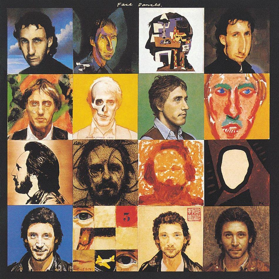 The Who - Face Dances (Remastered, LP)