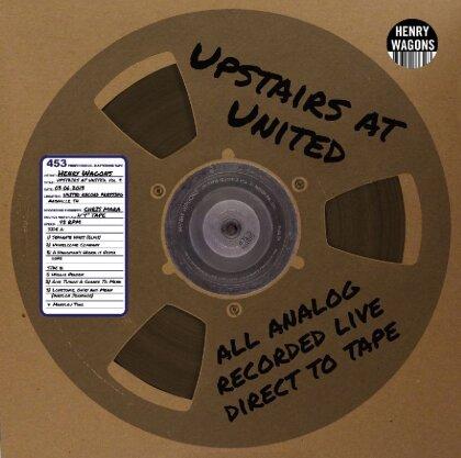 Henry Wagons - Upstairs At United Vol.9 (LP)