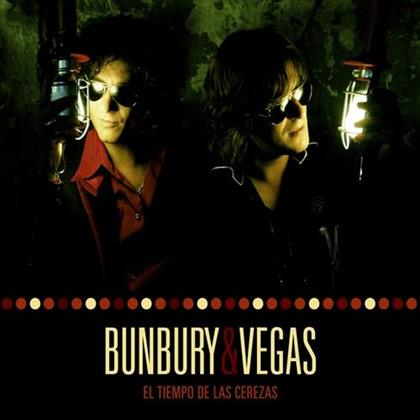 Bunbury (Enrique Bunbury Heroes Del Silencio) & Nacho Vegas - El Tiempo De Las Cerezas (2 CDs)