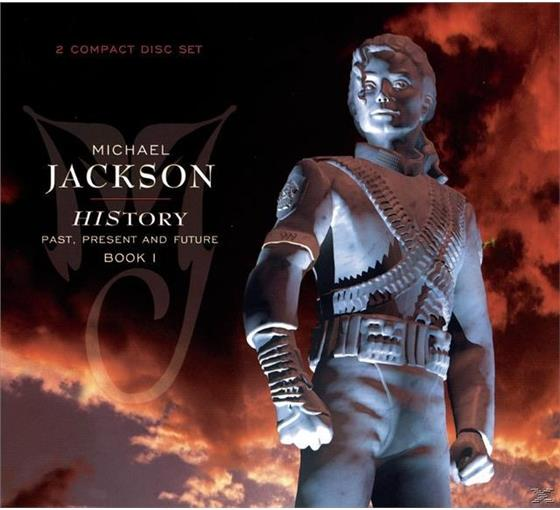 Michael Jackson - History - Past, Present And Future - Digibook (2 CDs)