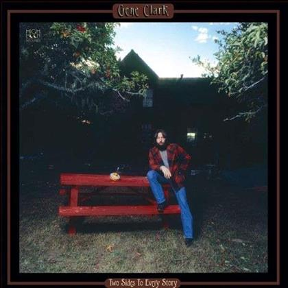 Gene Clark - Two Sides To Every Story - Papersleeve (Japan Edition)