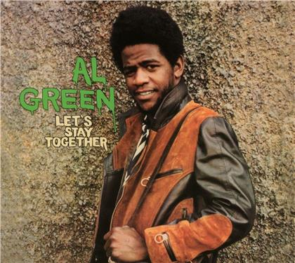 Al Green - Let's Stay Together - Fat Possum Records