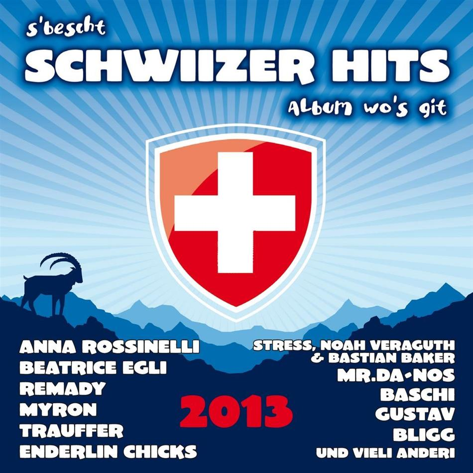 S'bescht Schwiizer Hits Album Wo's Git - Various 2013