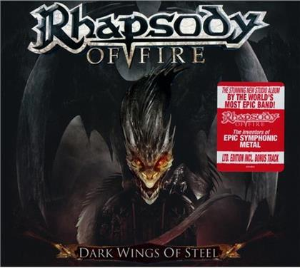 Rhapsody Of Fire - Dark Wings Of Steel (Digipack)