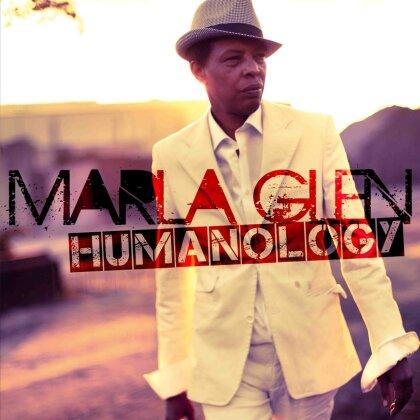 Marla Glen - Humanology (LP)