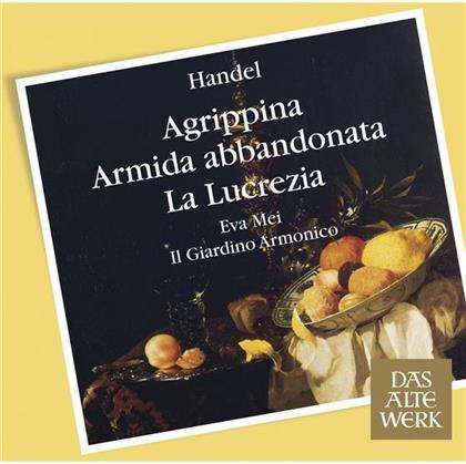 Eva Mei, Il Giardino Armonico & Georg Friedrich Händel (1685-1759) - Arias & Recits From Agrippina, Armida abbandonata, La Lucrezia