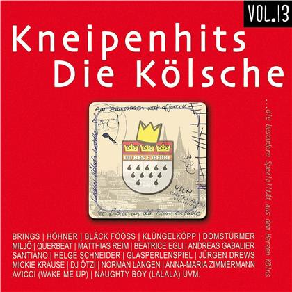 Kneipenhits - Die Kölsche - Various 2013 (2 CDs)