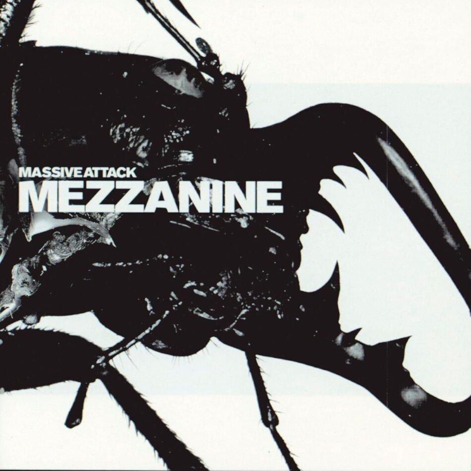 Massive Attack - Mezzanine - Virgin 40th Anniversary (2 LPs)