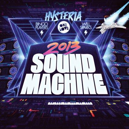 Onelove Sound Machine 2013 (2 CDs)