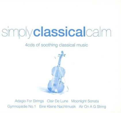 --- - Simply Classical Calm (4 CDs)
