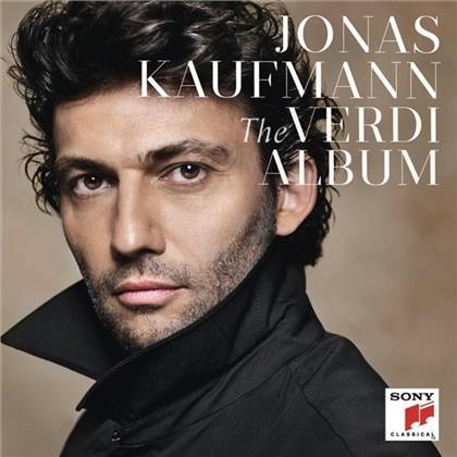 Giuseppe Verdi (1813-1901) & Jonas Kaufmann - Verdi Album