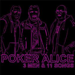 Alice Poker - 3 Men & 11 Songs