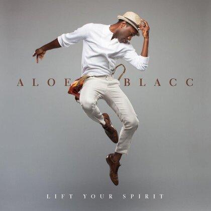 Aloe Blacc (Emanon) - Lift Your Spirit