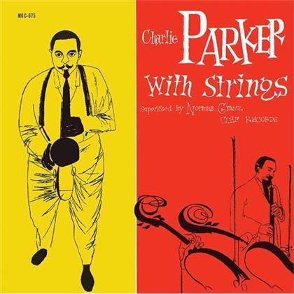 Charlie Parker - Charlie Parker With Strings - Back To Black (LP + Digital Copy)