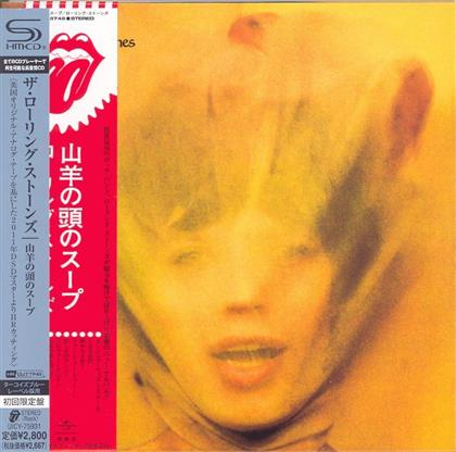 The Rolling Stones - Goats Head Soup - Papersleeve (Japan Edition, Remastered)