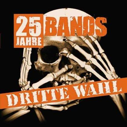 Tribute To Dritte Wahl - Various - 25 Jahre, 25 Bands