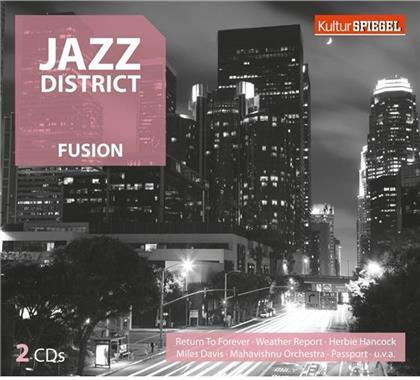 Jazz District - Fusion (Kulturspiegel) (2 CDs)
