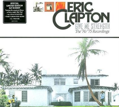 Eric Clapton - Give Me Strength - The '74/'75 Recordings (3 LPs)