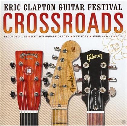 Eric Clapton - Crossroads Guitar Festival 2013 (2 CDs)