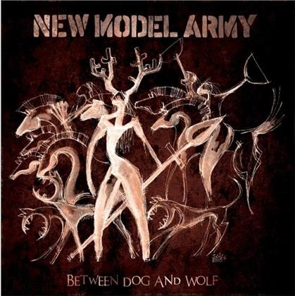 New Model Army - Between Dog & Wolf