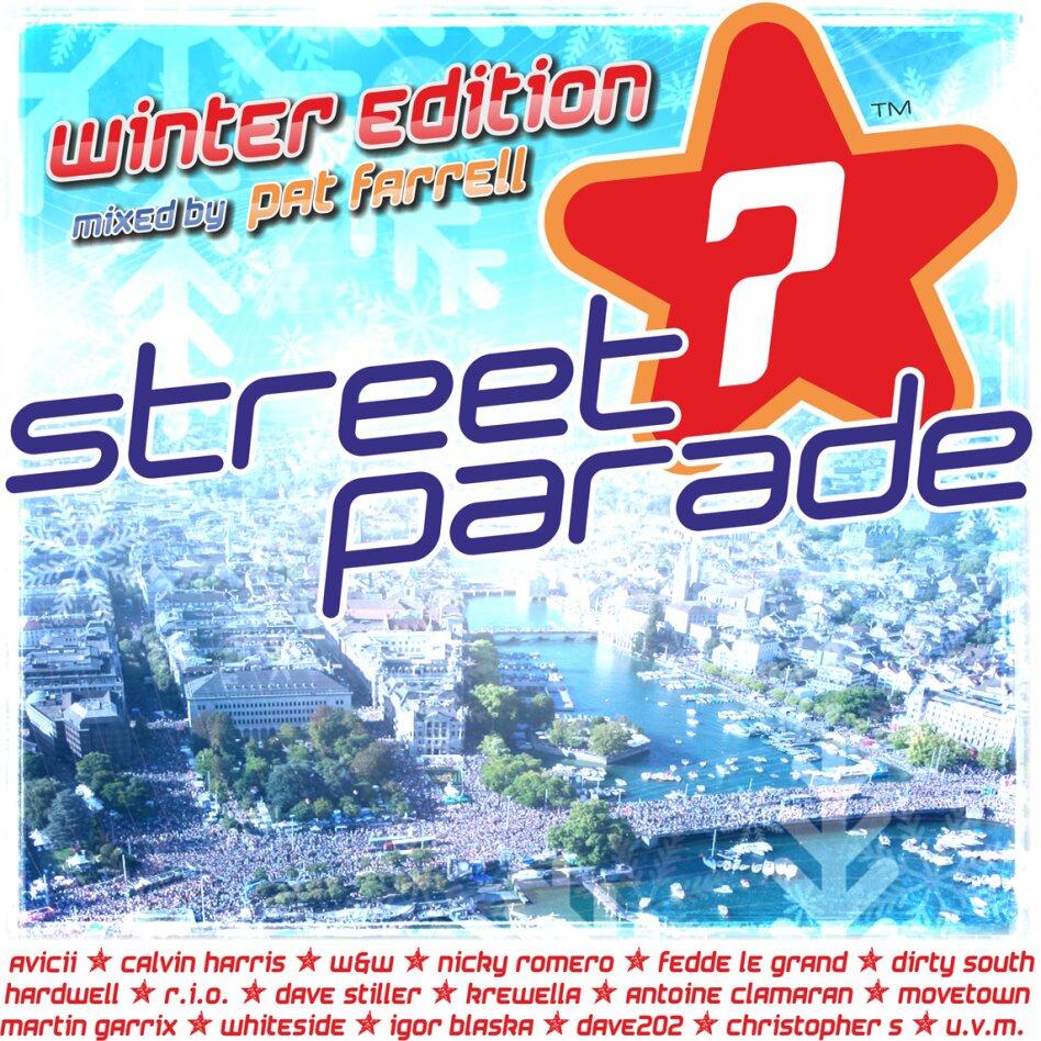 Streetparade 2013 - Various (Winter Edition)