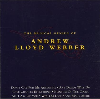 Andrew Lloyd Webber - Musical Genius Of