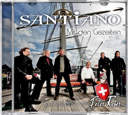 Santiano & Peter Reber - Mit Den Gezeiten - CH Sonderedition
