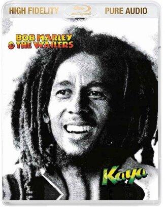 Bob Marley - Kaya - Pure Audio - Only Bluray