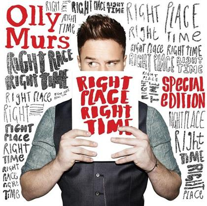 Olly Murs - Right Place Right Time (Special Edition, CD + DVD)