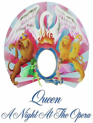 Queen - A Night At The Opera - Pure Audio - Only Bluray